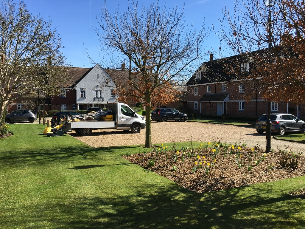 Grounds maintenance Hertfordshire