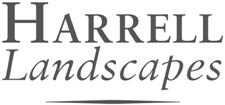 Harrell Landscapes Logo